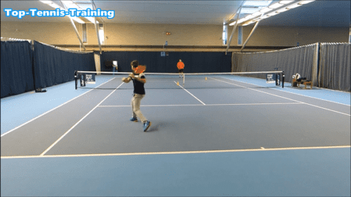Tennis Drills Blueprint