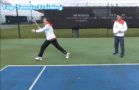 Tennis Footwork Blueprint