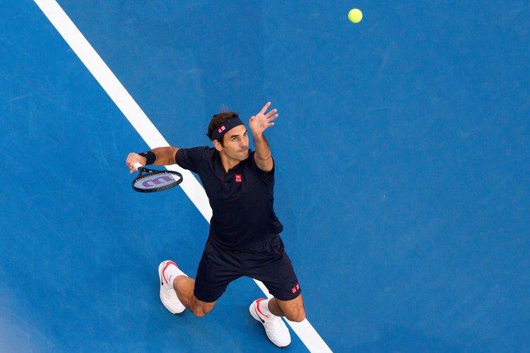 Roger Federer Serve Analysis - Tennis Serve Lesson - Top Tennis Training
