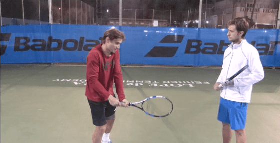David Ferrer Tennis Tips
