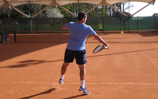 Forehand Revolution Top Tennis Training