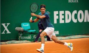Federer Forehand Preparation