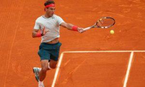 Nadal Forehand Drills