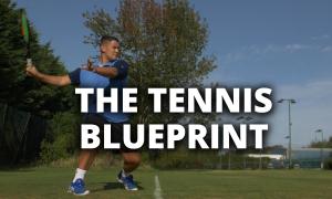 The Tennis Blueprint Image